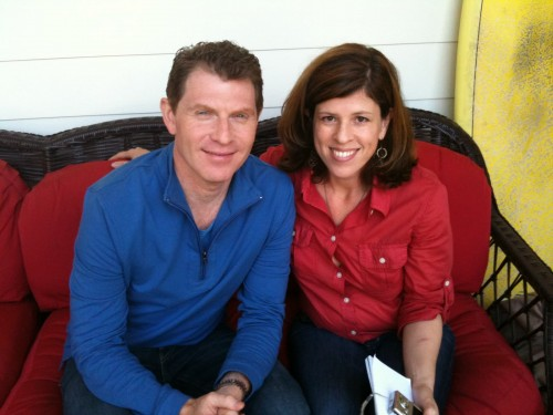bobby flay and yvonne