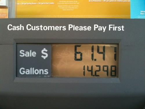 expensive gas in los angeles