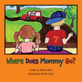 where does mommy go book cover
