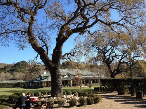 Fess Parker Winery (photo by Yvonne Condes)
