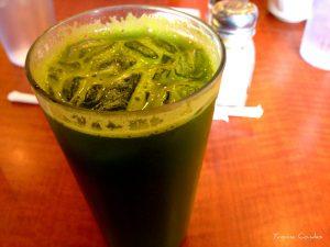 homegirl cafe spinach smoothie