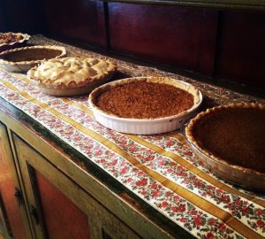 Pies (photo by Yvonne Condes)