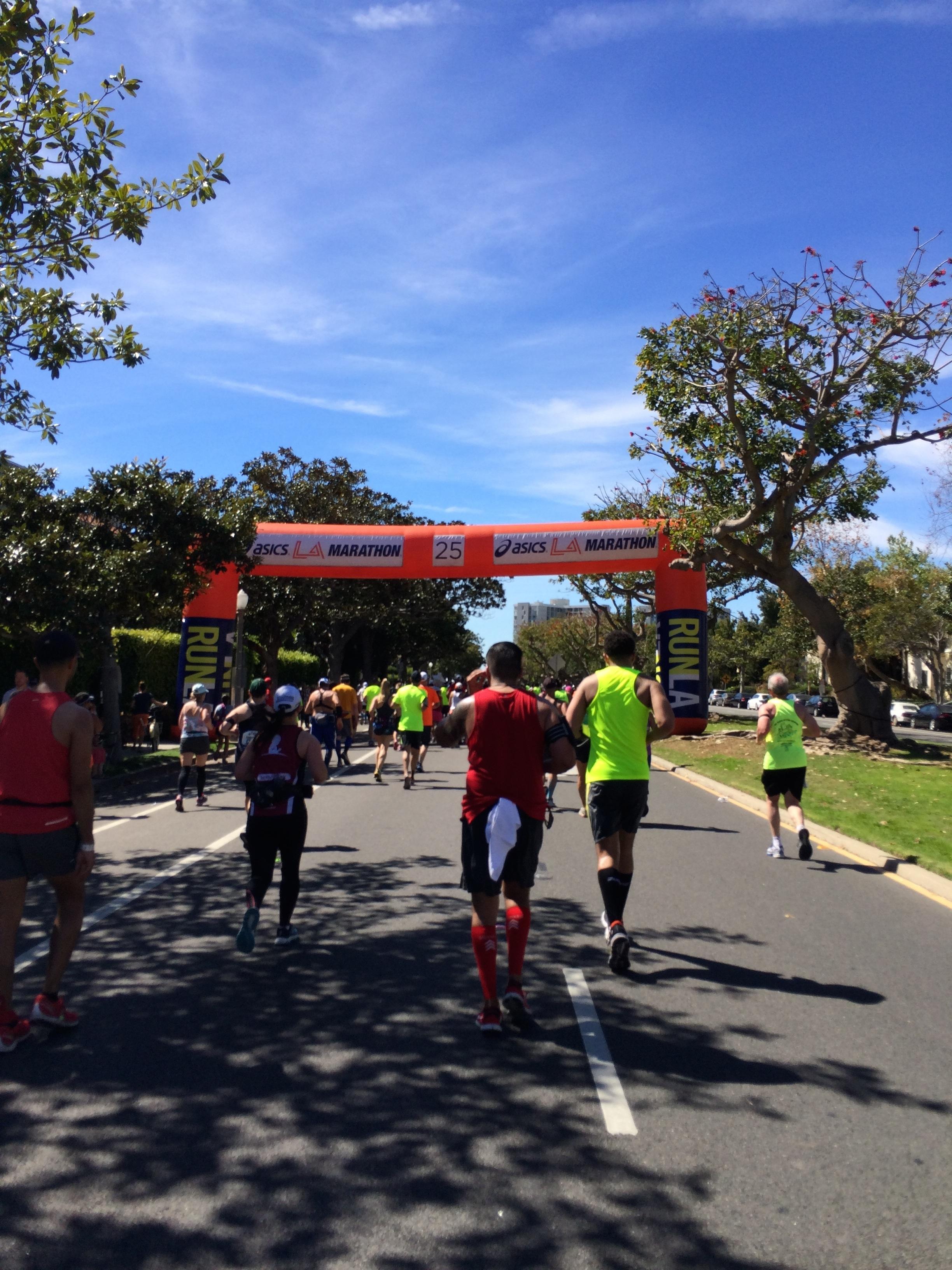 LA-Marathon-25-mile
