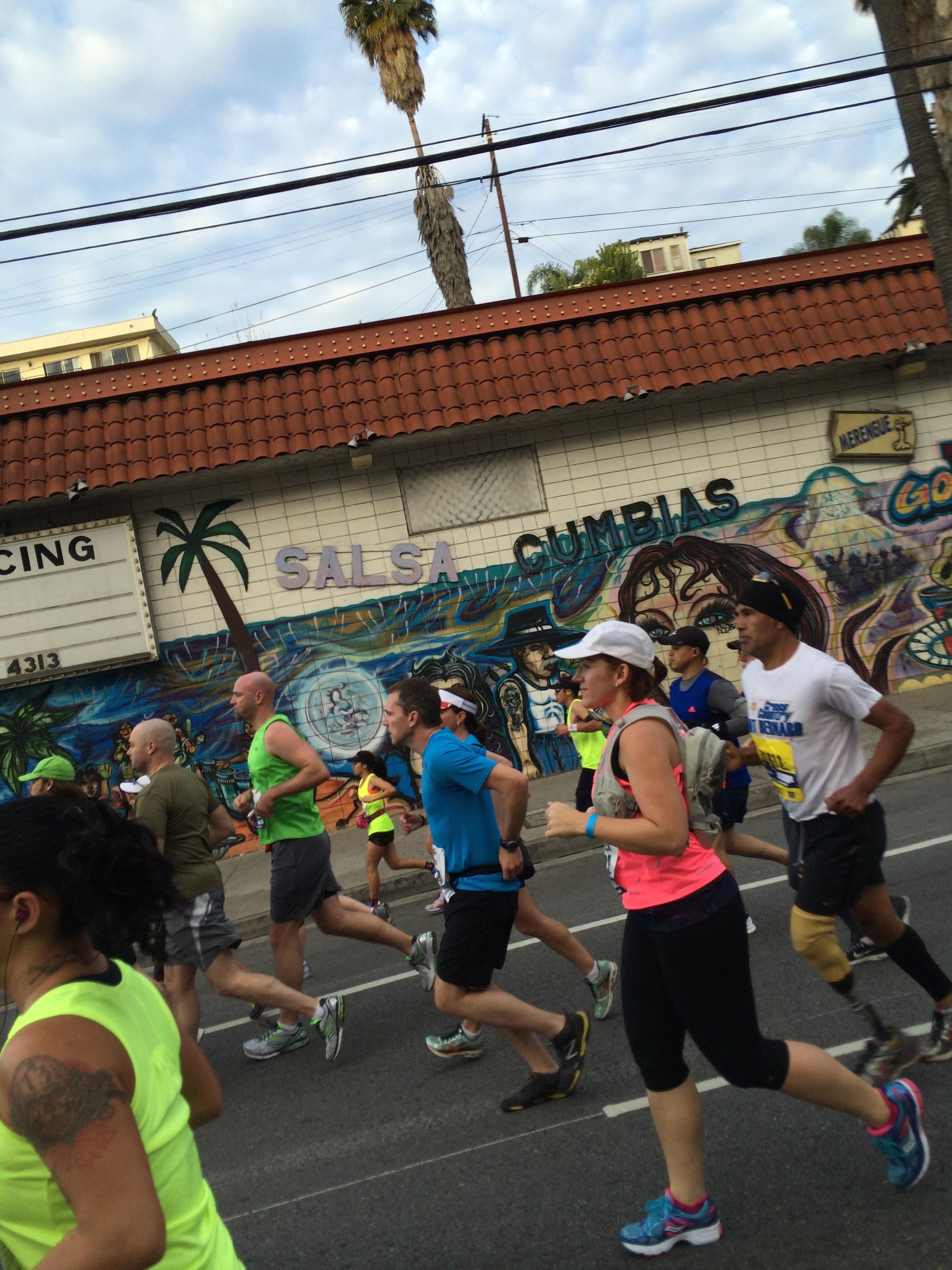 LA-Marathon-Course