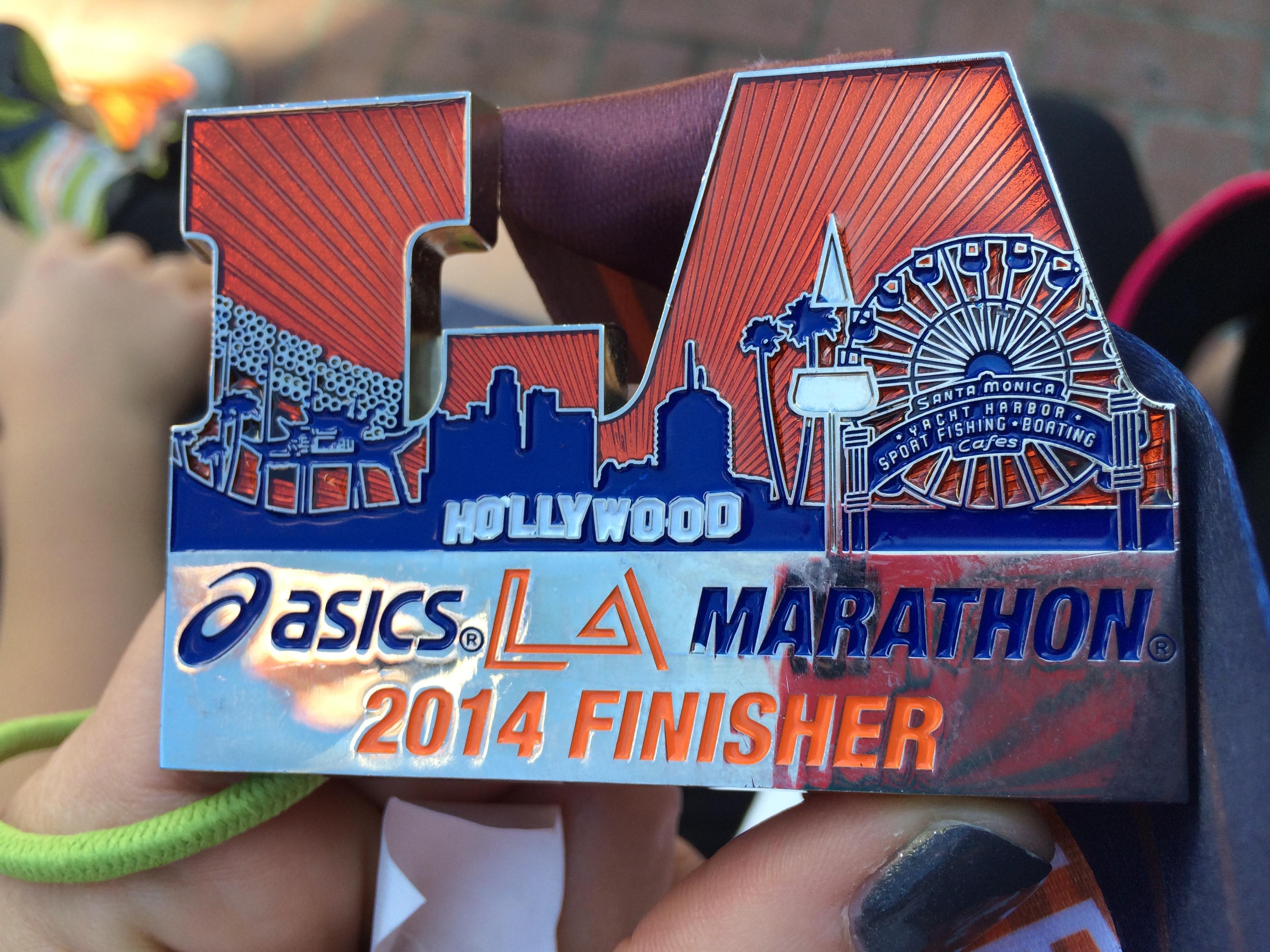 LA-Marathon-Medal-2014