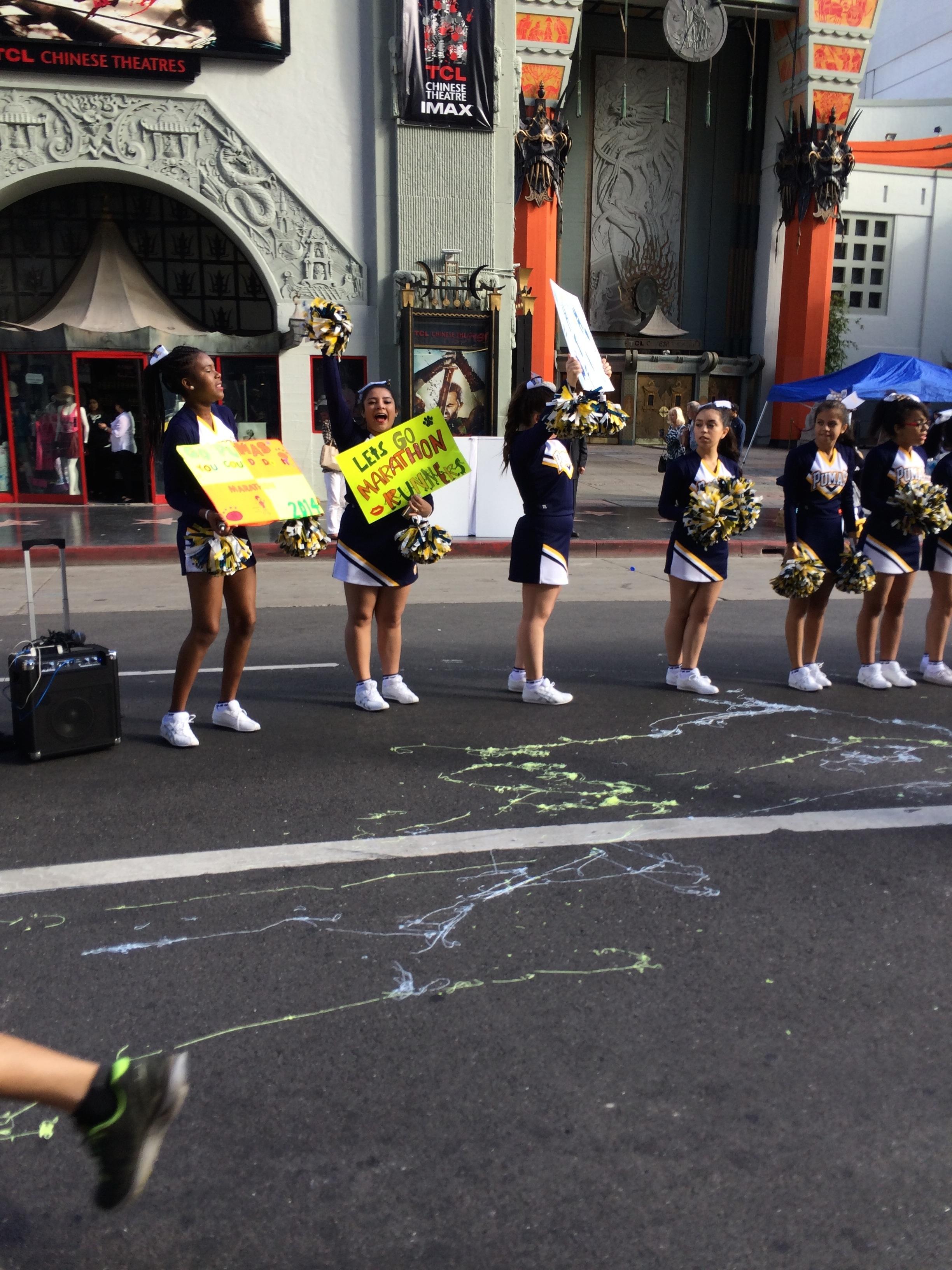 Little Cheerleaders