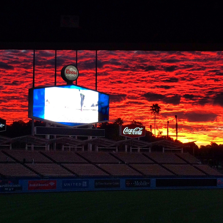 Sunrise-Dodger-Stadium