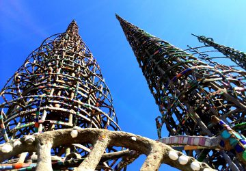 Watts-Tower-Trees-Photo-by-Yvonne-Condes