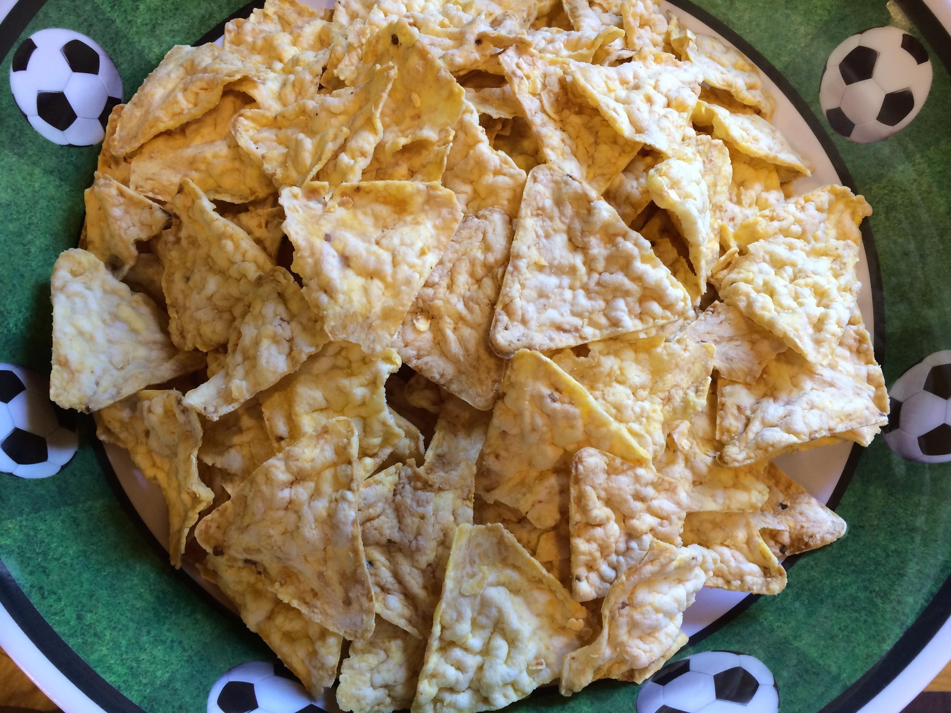 Chips in SoccerBowl