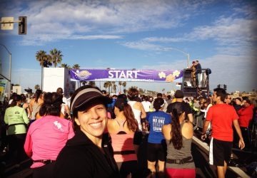 Huntington Beach Half Marathon 2014 YvonneCondes