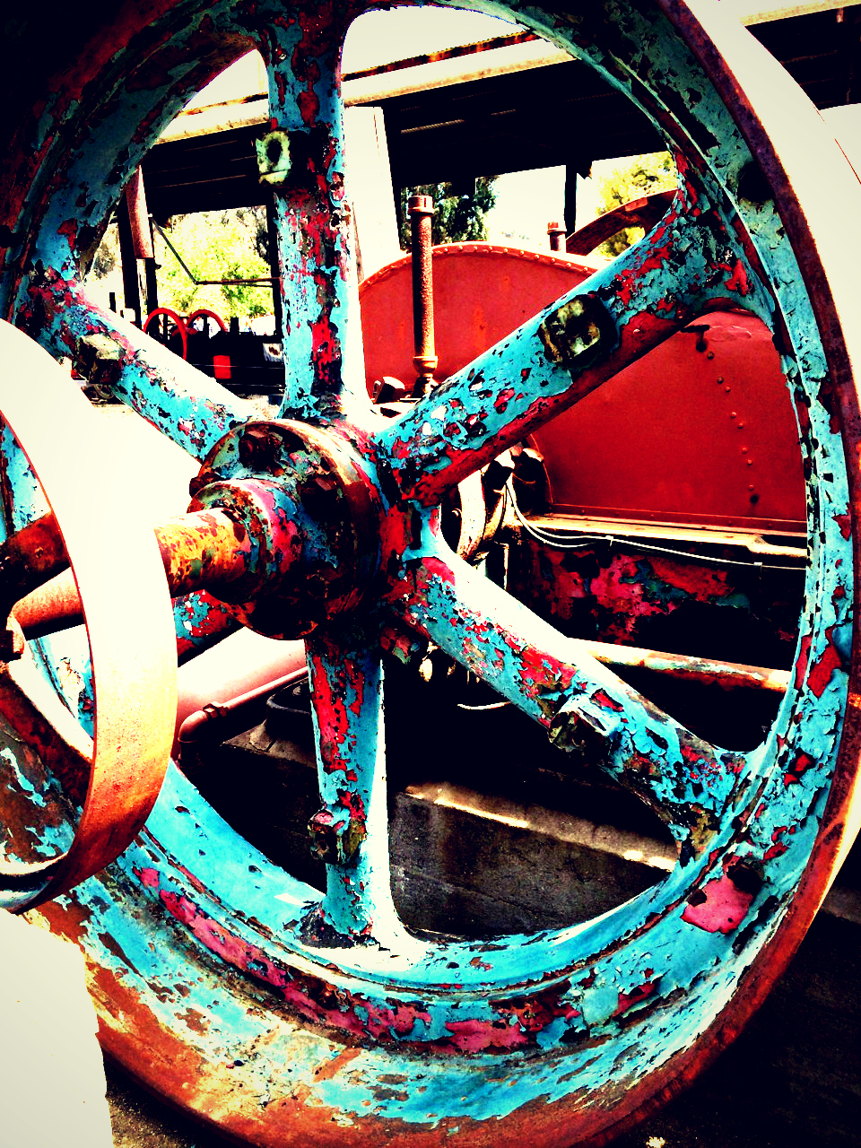 wagonwheel-photo-by-yvonne-condes