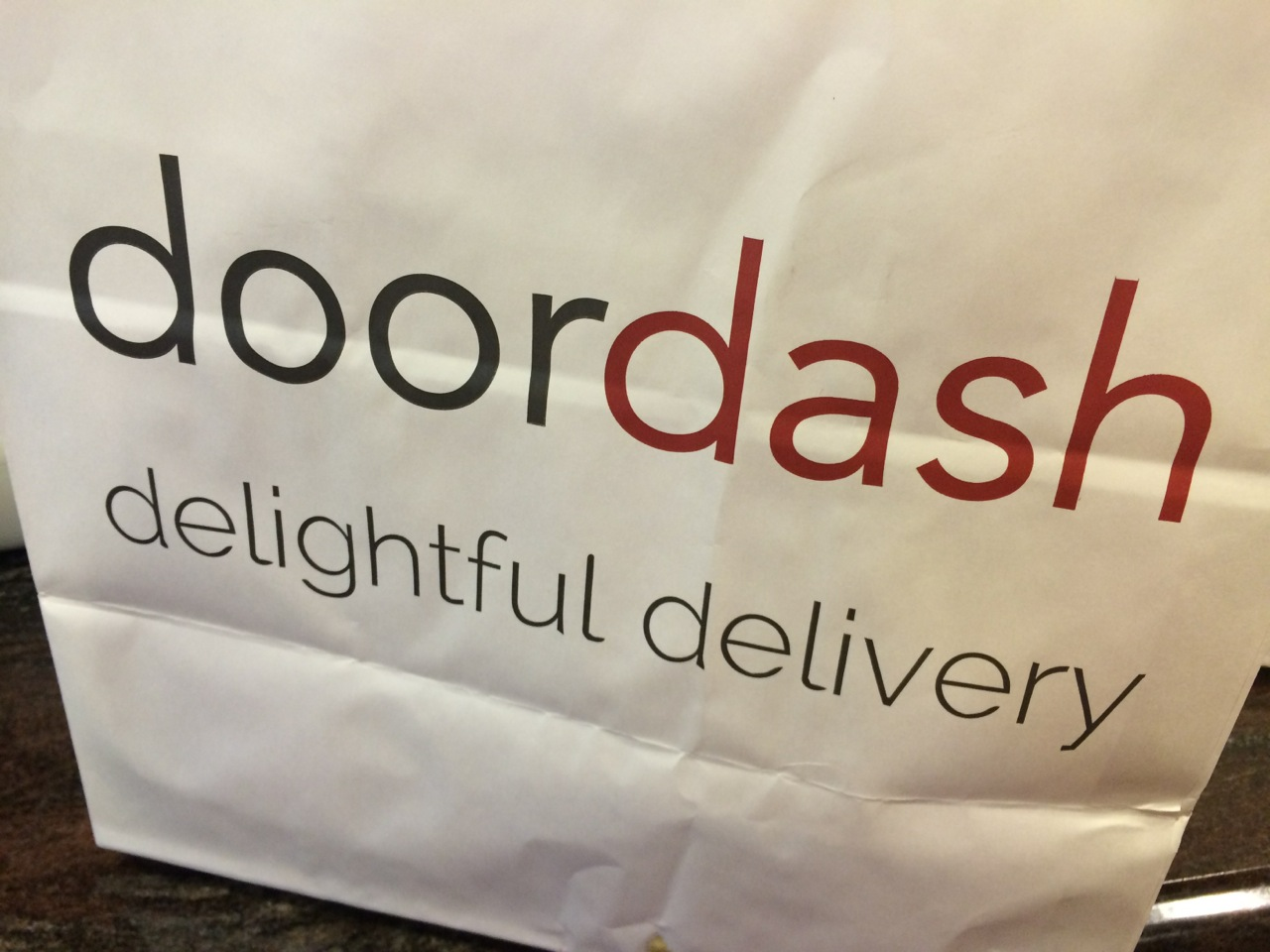 DoorDashBag