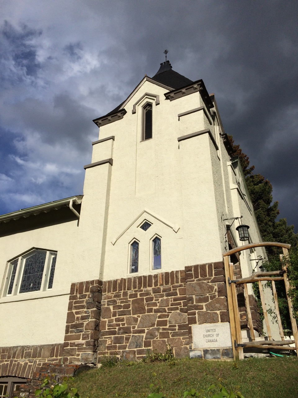 Banff-Church