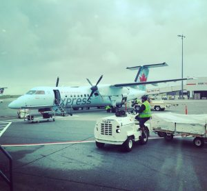 Kamloops plane
