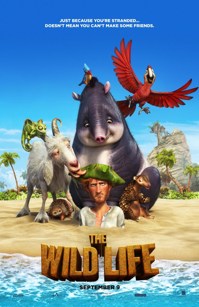 The Wild Life Movie Poster