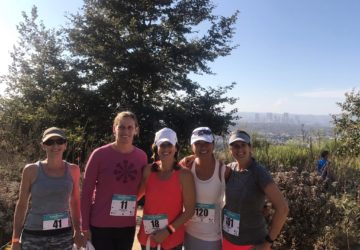 Conquer the Overlook 5k and 282 Step Challenge